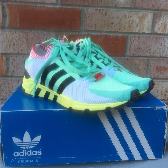uk availability 98fd7 0666e Adidas EQT Support RF PK Frozen Green Men Sz. 8.5 NWT